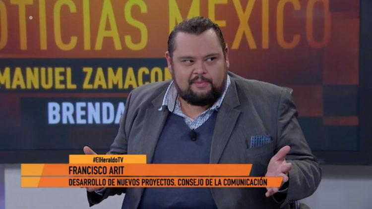 Francisco Arit _Soy incorruptible_
