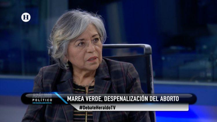 despenalización aborto Análisis Político Maximiliano Espejel El Heraldo TV Morena PAN