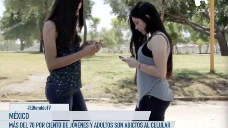 Adicción a los teléfonos celulares