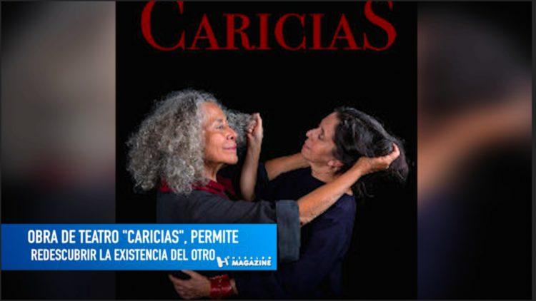 Obra de teatro caricias