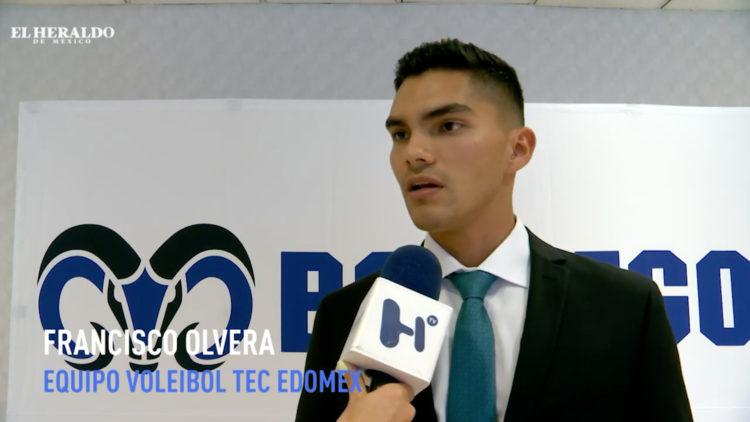 Jóvenes estudiantes atletas alto rendimiento Tecnológico de Monterrey