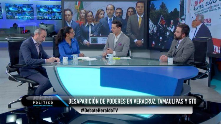 análisis político Maximiliano Espejel El Heraldo TV Morena