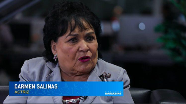 Carmen Salinas habla de José José
