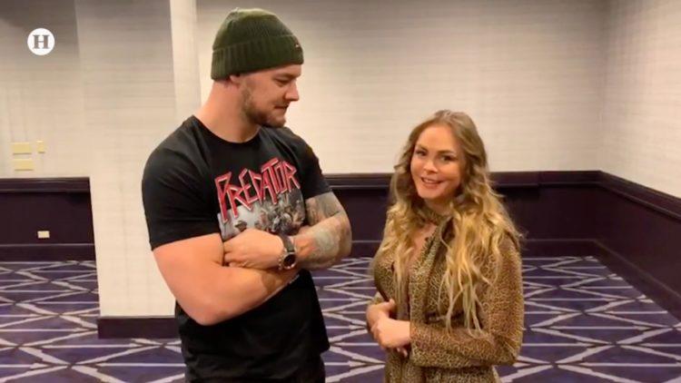 En WWE Smackdown pueden esperar lo inesperado_ Baron Corbin