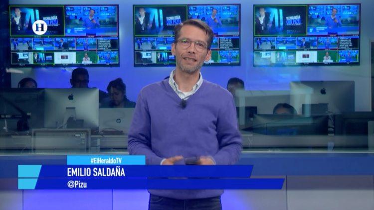 Emilio Saldaña _El Pizu_ Noticias de la noche El Heraldo TV Salvador García Soto