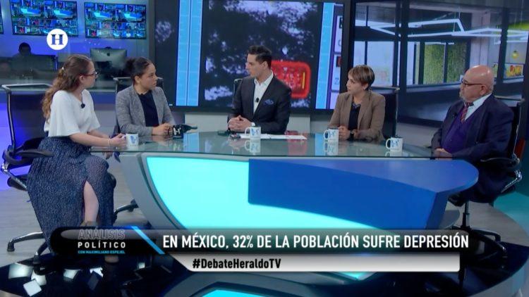 depresión trastorno salud mental Análisis Político Maximiliano Espejel El Heraldo TV