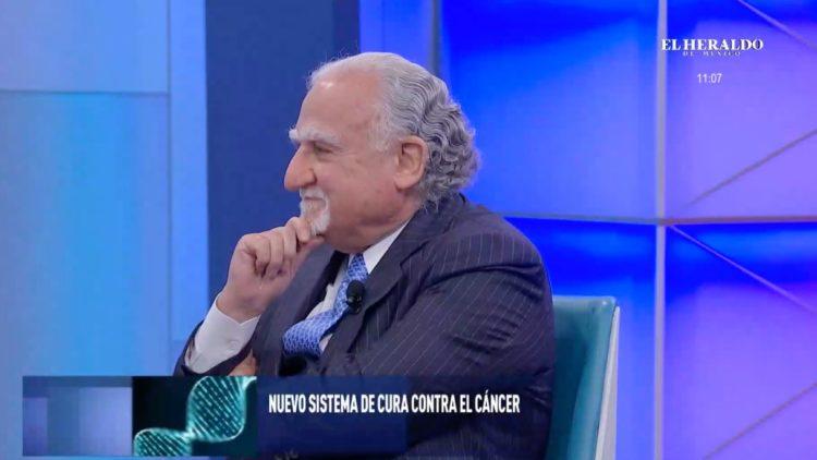 El doctor Philip A. Salem aseguró que el cáncer no es sinónimo muerte, se puede curar