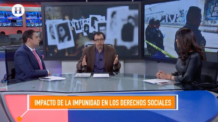 Impunidad cuesta hasta 3.7 años de vida en México