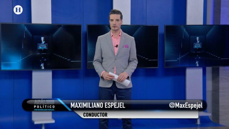 Análisis Político Maximiliano Espejel El Heraldo TV SAT Fundar impuestos