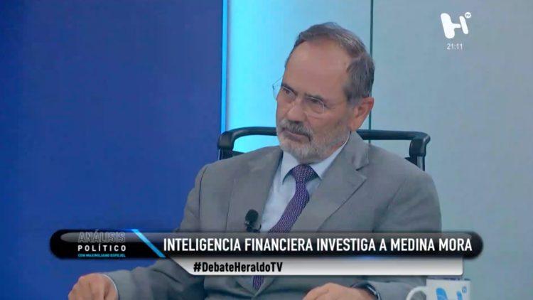 Gustavo Madero El Heraldo TV Eduardo Medina Mora SCJN Salvador García Soto