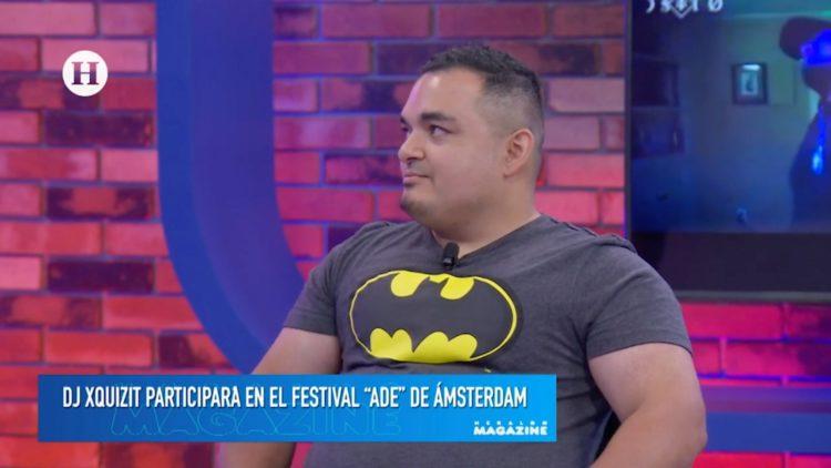 DJ Xquizit estará en el festival ADE 2019