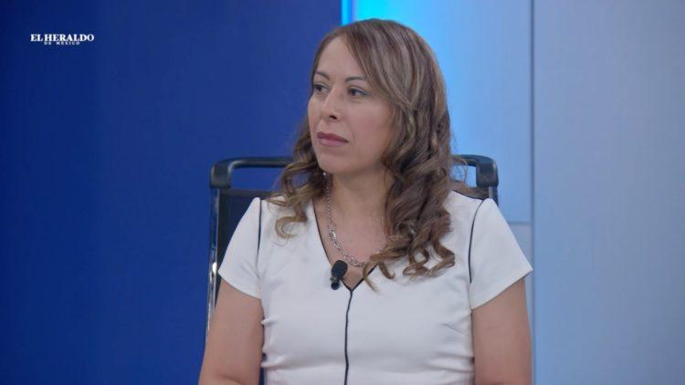 Lorena González Hernández El Heraldo TV Noticias de la noche Salvador García Soto