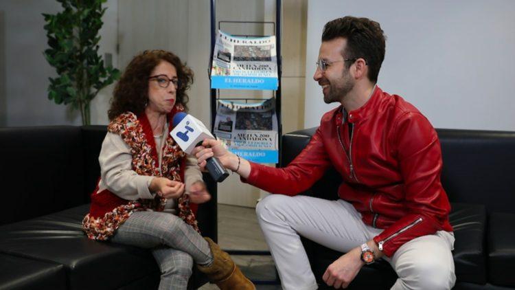 """María Elena Saldaña """"La Güereja"""" invita a _El Tenorio Cómico_"""