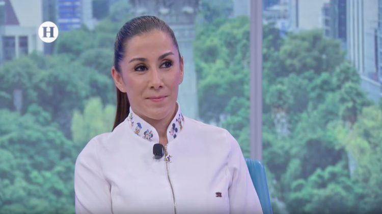 Elisa Guerrero Gudiño odontopediatra El Heraldo TV Código Salud Mariano Riva Palacio
