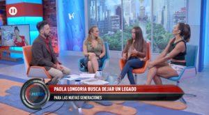 Paola Longoria alcanza su triunfo 100 como profesional