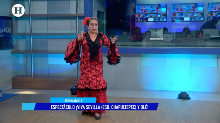Viva Sevilla y Olé, espectáculo que está rompiendo el tabú de la sexualidad