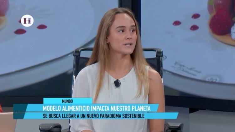 Nutrióloga Begoña Gómez González