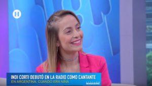 Indi Corti Argentina Heraldo Magazine El Heraldo TV