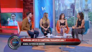 Mariana Arceo ya se prepara para Juegos Olímpicos de Tokio 2020