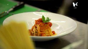 GastroLab Sergio Daniele Spoletini El Heraldo TV pasta al pomodoro