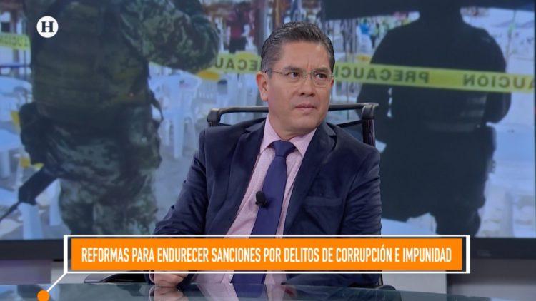 Pablo Monte de Oca PAN sanciones funcionarios El Heraldo TV