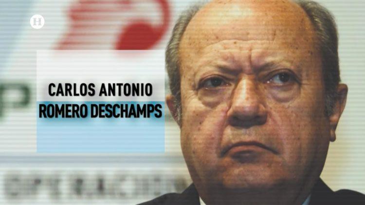 Carlos Antonio Romero Deschamps Pemex renuncia El Heraldo TV Noticias de la noche