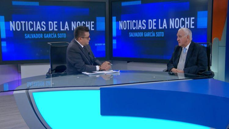 Manuel González Oropeza SCJN Noticias de la noche El Heraldo TV