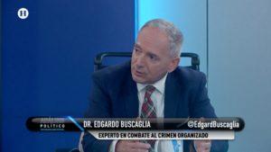 Edgardo Buscaglia seguridad nacional violencia El Heraldo TV Análisis Político
