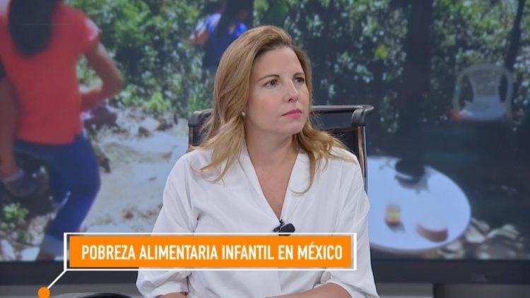 Ivonne Madrid Canudas Alsea alimentación infantil El Heraldo TV