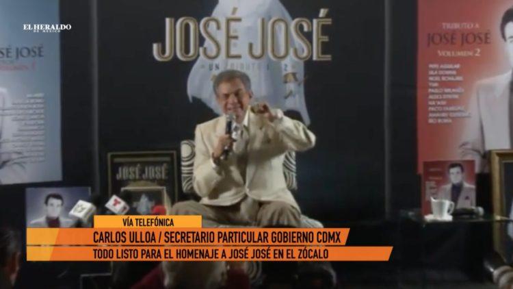 José José Zócalo homenaje Mon Laferte Sonora Santanera El Heraldo TV