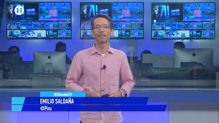 Emilio Saldaña _El Pizu_ Noticias de la noche El Heraldo TV