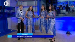 Los Miranda, jóvenes que reviven los clásicos del Bolero