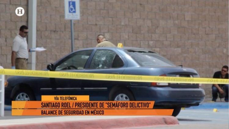 semáforo delictivo santiago roel Guanajuato Quintana Roo El Heraldo TV Noticias México