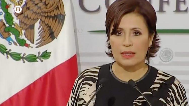 Rosario Robles Sedesol penal de Santa Martha El Heraldo TV