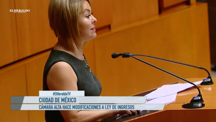 Minerva Hernández Ramos PAN Ley de Ingresos El Heraldo TV Noticias de la mañana