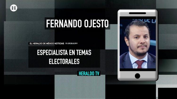 Ley bonilla Fernando Ojesto Baja California El Heraldo TV Noticias de la mañana Alejandro Cacho