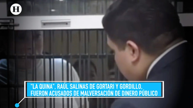 presos políticos que han salido al terminar un sexenio