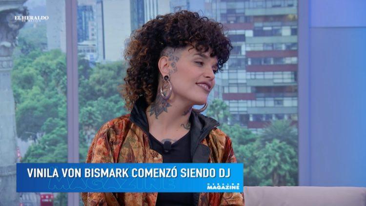 Vinila Von Bismark El Heraldo TV Heraldo Magazine musica