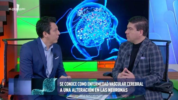 embolia derrame Manuel Martínez Marino neurólogo Código Salud Mariano Riva Palacio