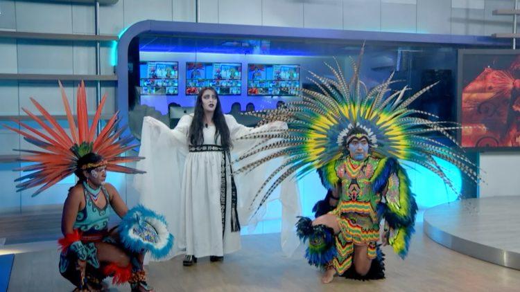 Día de Muertos Mixquic tradición El Heraldo TV Análisis Político Maximiliano Espejel