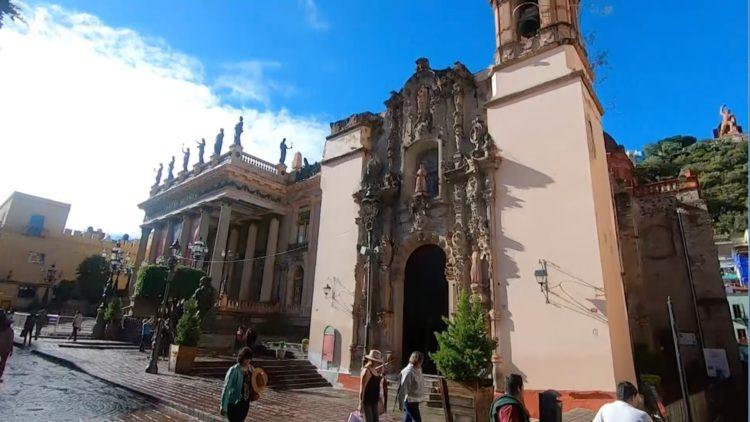 Guanajuato Festival Internacional Cervantino El Heraldo TV Noticias México