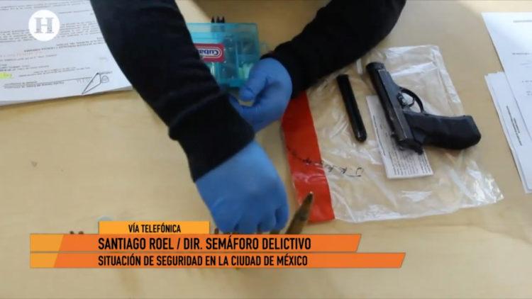 Tendencias a la baja en delitos cometidos en la CDMX_ Santiago Roel