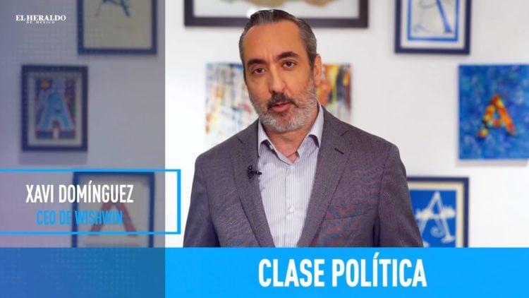 Xavi Domínguez El Heraldo TV Ágora clase política