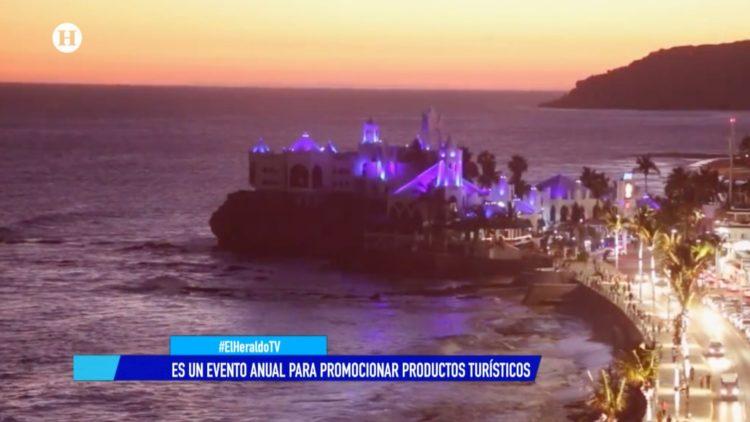 Mazatlán Sinaloa turismo Óscar Pérez Barros El Heraldo TV