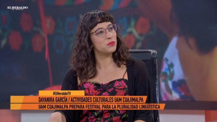 Dayanira García UAM Cuajimalpa Lenguas indígenas cultura