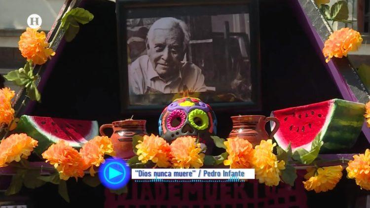 Día de Muertos Pedro Infante Silvio Rodríguez El Heraldo TV Priscila Reyes