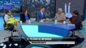periodistas Sonora El Heraldo TV AMLO Análisis Político Maximiliano Espejel