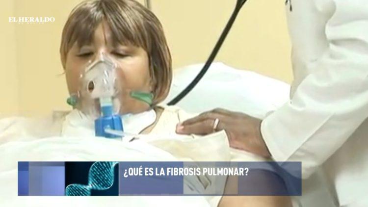 Fibrosis pulmonar ok