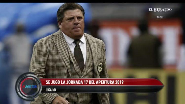 ¿Qué sanción debería recibir Miguel Herrera después de sumar 40 expulsiones_