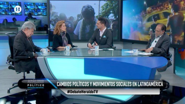 Ecuadro Bolivia Chile México cambios políticos El Heraldo TV